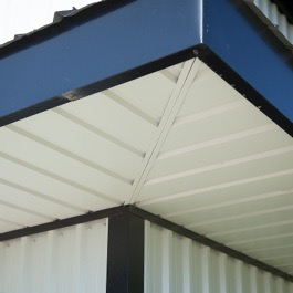 Unvented Soffit